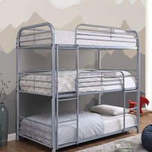 Opal Ii Twin/twin/twin Bunk Bed