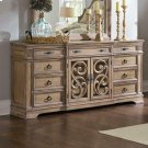 Ilana Traditional Nine-drawer Dresser Product Image