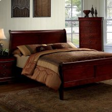 California King-Size Louis Philippe Iii Bed