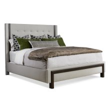 Natasha Queen Upholstered Bed with Options