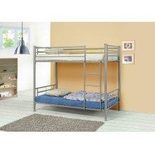 Denley Metal Twin-over-twin Bunk Bed