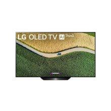 LG B9 55 inch Class 4K Smart OLED TV w/AI ThinQ® (54.6'' Diag)