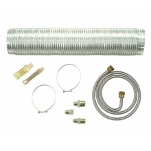 Gas Dryer Hook Up Kit - Other