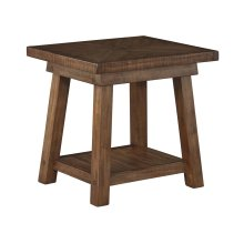 1 ONLY - Rectangular End Table