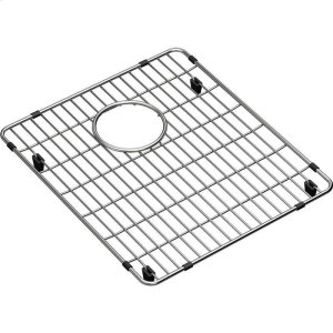 "Elkay Crosstown Stainless Steel 13-1/2"" x 15-1/2"" x 1-1/4"" Bottom Grid Product Image"