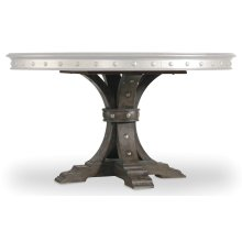 Dining Room Vintage West Round Dining Table Base