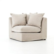 Corner Armless Configuration Nora Sectional Pieces