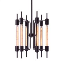 Gisborne Ceiling Lamp Rust