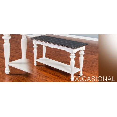 European Cottage Coffee Table