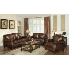 Montbrook Traditional Hand Rubbed Brown Chair Product Image