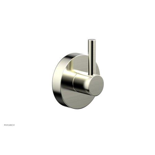 BASIC  BASIC II Robe Hook DB10 - Satin Nickel