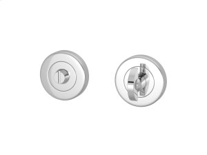 Half Moon Turn & Release Sets In Bright Chrome Product Image