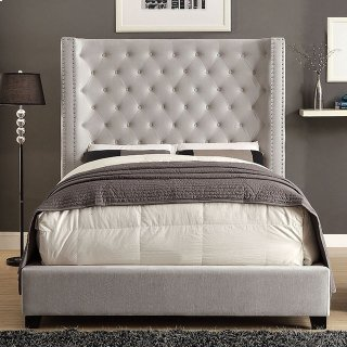Queen-Size Mirabelle Bed