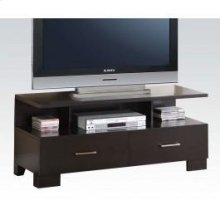 Black TV Console