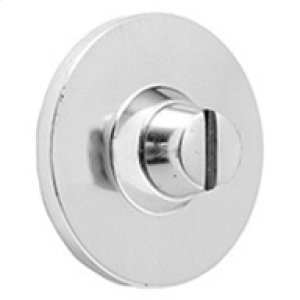 Bronze Finish Bathroom coin release, concealed fix