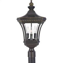 Devon Outdoor Lantern in Imperial Bronze