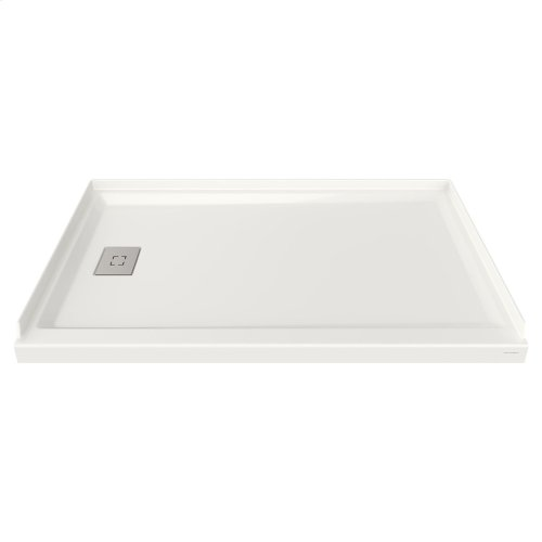 Studio 60x36-inch Acrylic Shower Base - Left Side Drain  American Standard - White