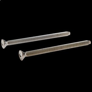 Chrome Screws (2) - Escutcheon Trim Product Image