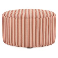 MARQ Living Room Willow 28in. Round Ottoman Product Image