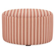 MARQ Living Room Willow 28in. Round Ottoman