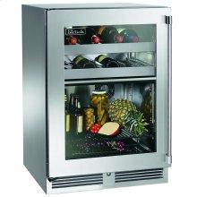 "24"" Dual-Zone Refrigerator/Wine Reserve"