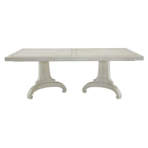 Criteria Dining Table in Heather Gray (363)