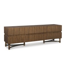 Allister Entertainment Console- Long