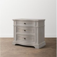 Chatsworth 3 Drawer Nightstand
