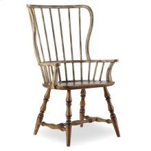 Dining Room Sanctuary Arm Chair-Drift/Dune