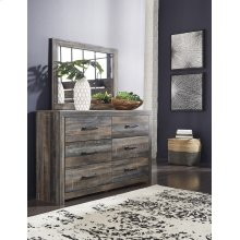 Drystan - Multi 2 Piece Bedroom Set