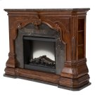 Fireplace W/electric Insert Product Image