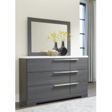 Foxvale - Gray/White 2 Piece Bedroom Set