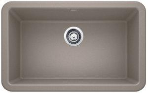 """Blanco Ikon® 30"""" Apron Front - Truffle Product Image"""