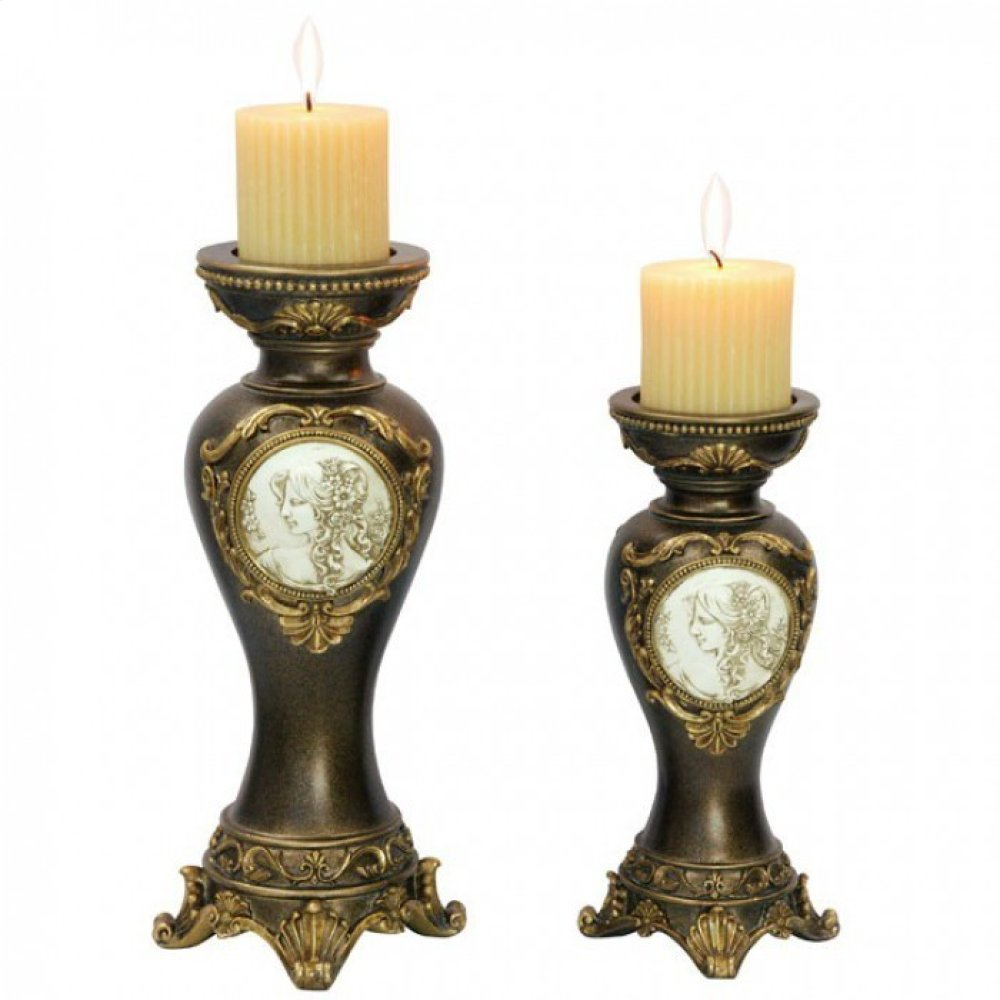Sophia Candle Holder Set (4/box)