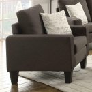 Bachman Transitional Grey Chair Product Image