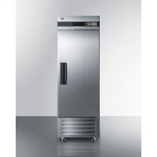23 CU.FT. Commercial Reach-in All-freezer In Complete Stainless Steel