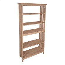 SH-7230M 72''H Mission Bookcase