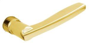 Lifetime Polished Brass 5164 Estate Lever Product Image