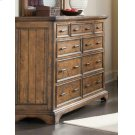 Elk Grove Rustic Nine-drawer Dresser Product Image