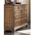 Elk Grove Rustic Nine-drawer Dresser Product Image