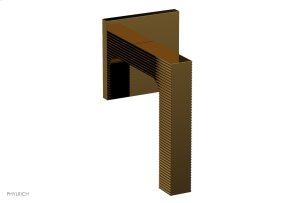 STRIA Volume Control/Diverter Trim Lever Handle 291-36 - French Brass Product Image