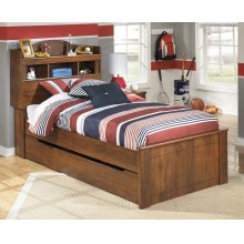 Barchan - Medium Brown 5 Piece Bed Set (Twin)