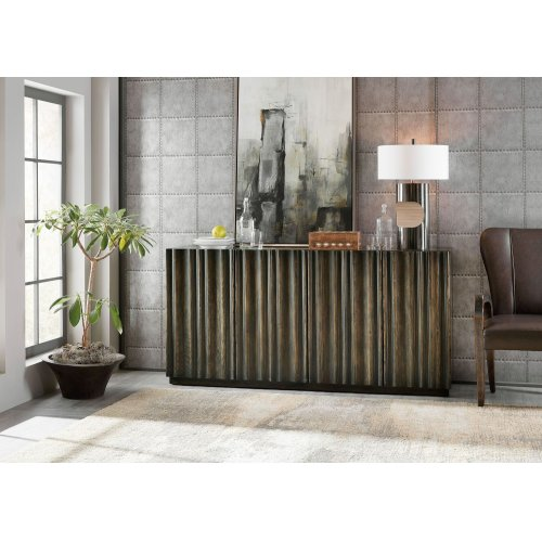Home Entertainment Crafted Buffet