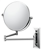Classic Double Arm Wall Mirror