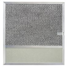 "Aluminum Filter with Light Lens, 11-3/8"" x 11-3/4"""