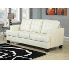 Samuel Transitional Cream Sleeper Sofa Product Image