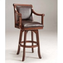 Palm Springs Swivel Bar Height Stool