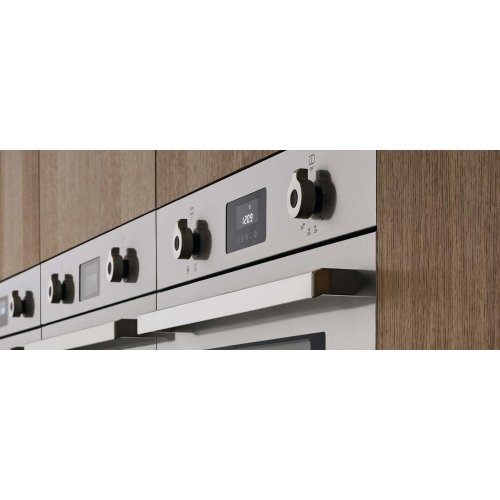 24 Single Convection Oven Stainless Steel