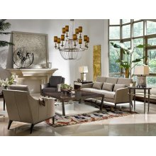 Chaumont Leather Sofa