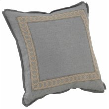 """Custom Decorative Pillows Microflange Picture Frame Tape (22"""" x 22"""")"""